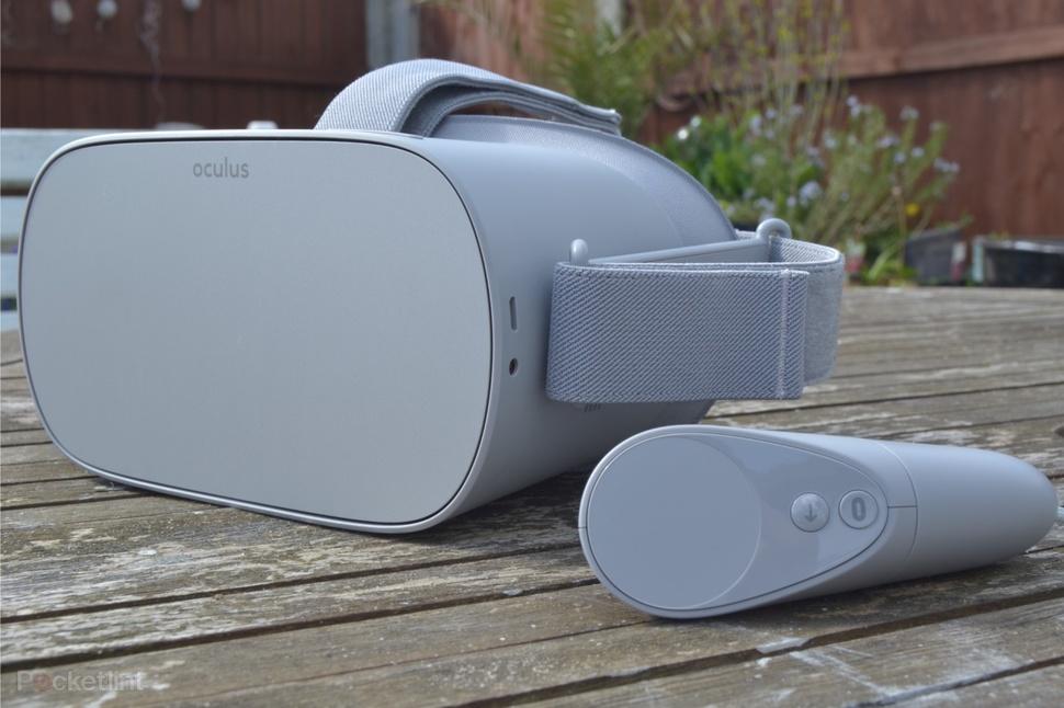 Oculus Go vs Rift